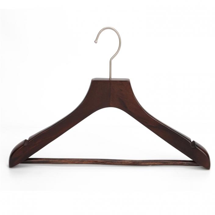 Brown Palace Hotel Denver Clothes Hanger Wood Shirt Jacket Apparel