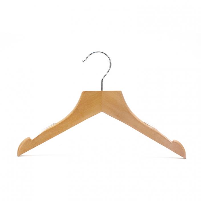 Notch Natural Wooden Kid's Hanger (2)